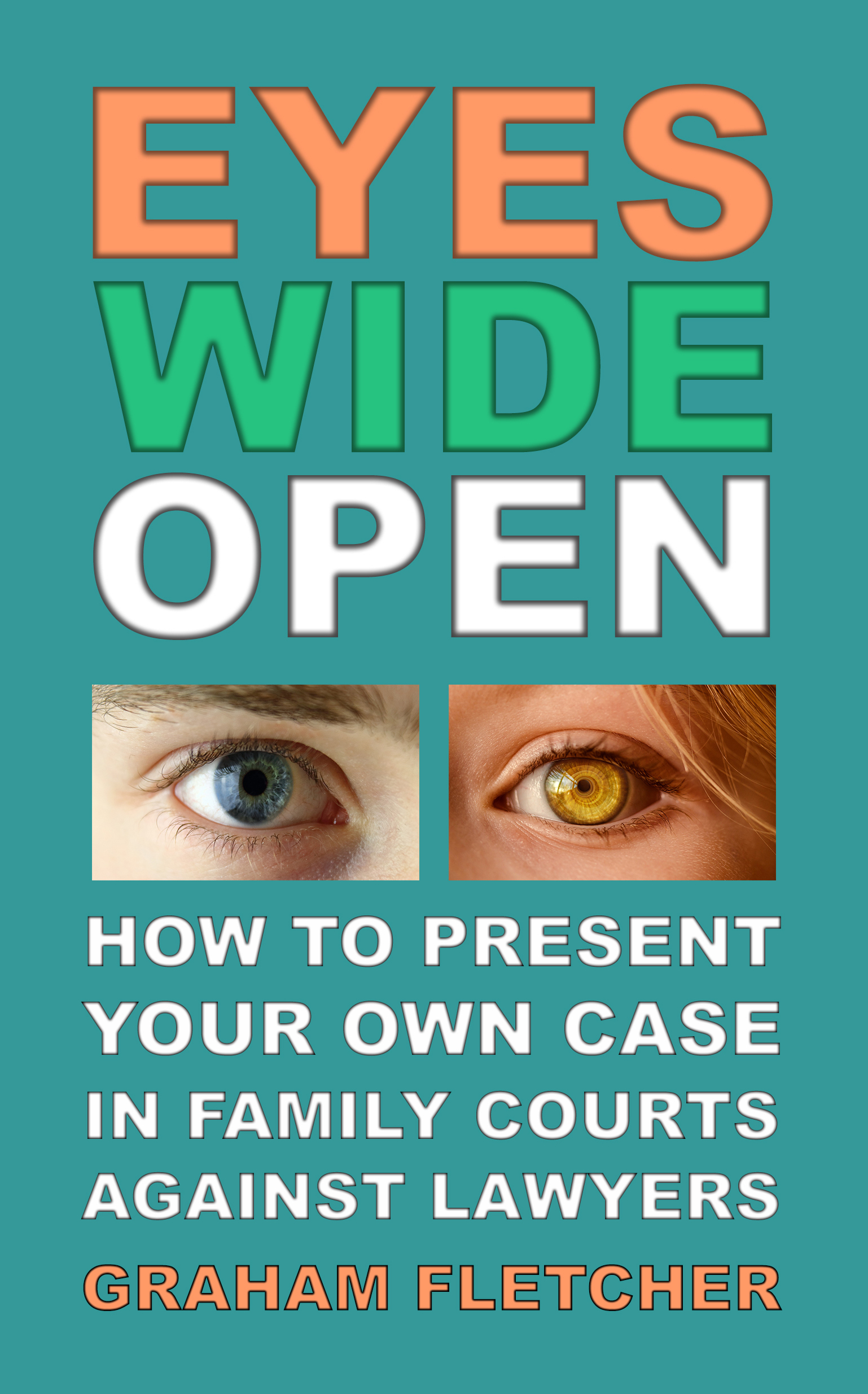 EYES WIDE OPEN KINDLE